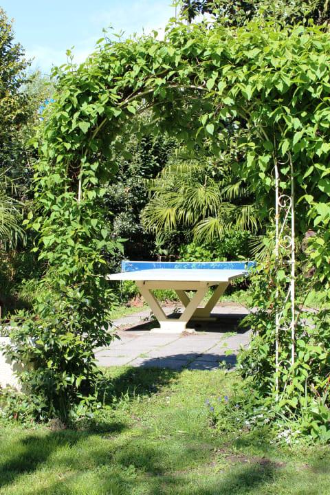 Gartenanlage Hotel Luna