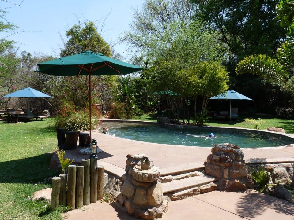 Kleiner Pool Nunda River Lodge