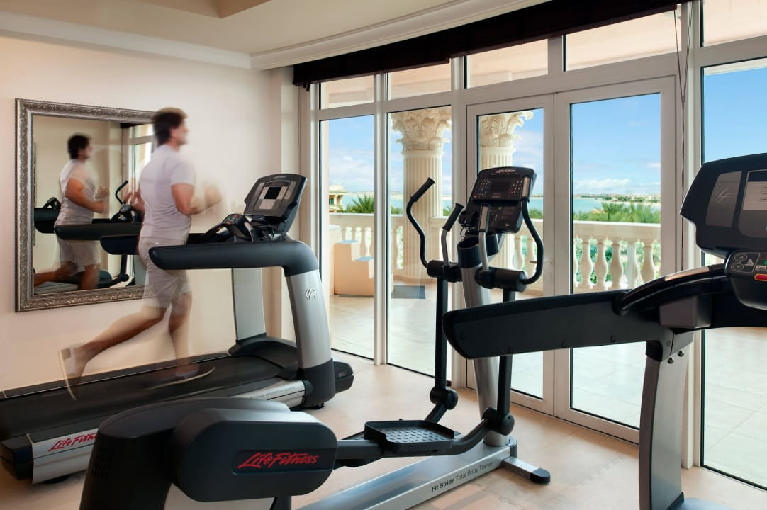 Hotel Gym Kempinski Hotel & Residences Palm Jumeirah