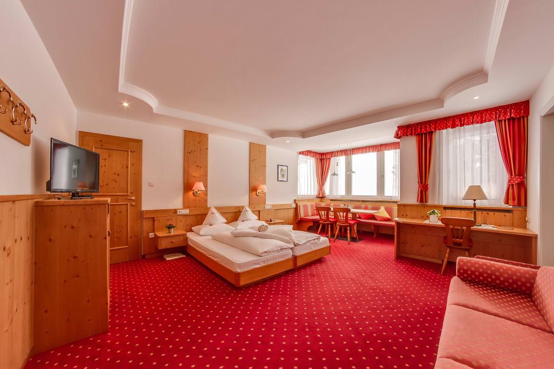 Familienzimmer Hotel Berger