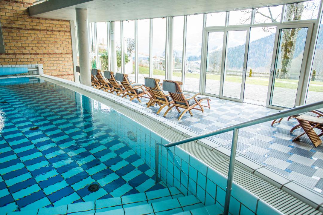 Pool Hotel Ramsauhof