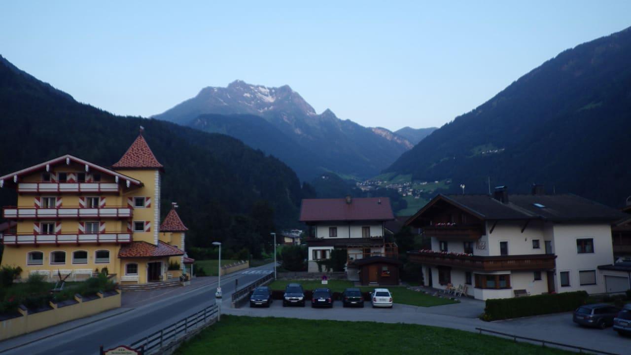 View from Garni Gluck Auf Hotel Garni Glück Auf