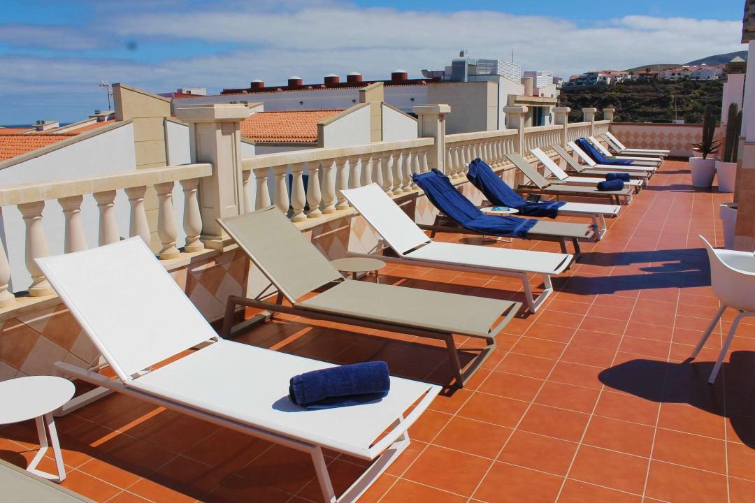 Terrasse RK Hotel El Cabo