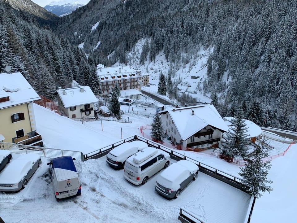 Ausblick Hotel Madatsch