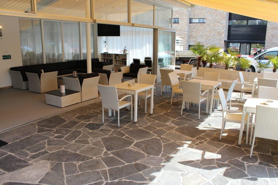 Terrasse Hotel Luna