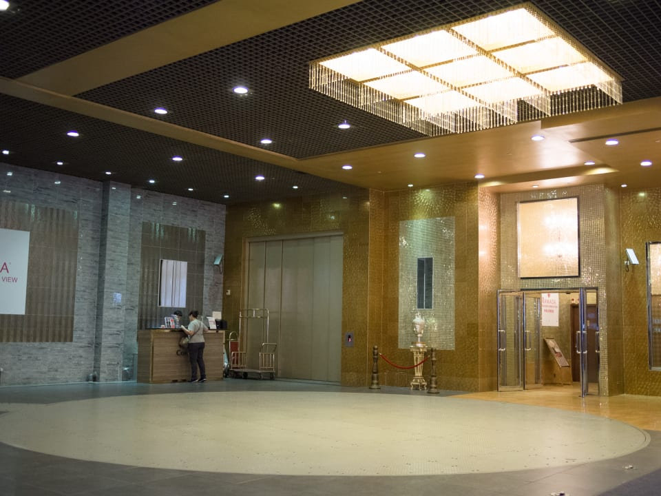 Lobby Ramada Hong Kong Harbour View