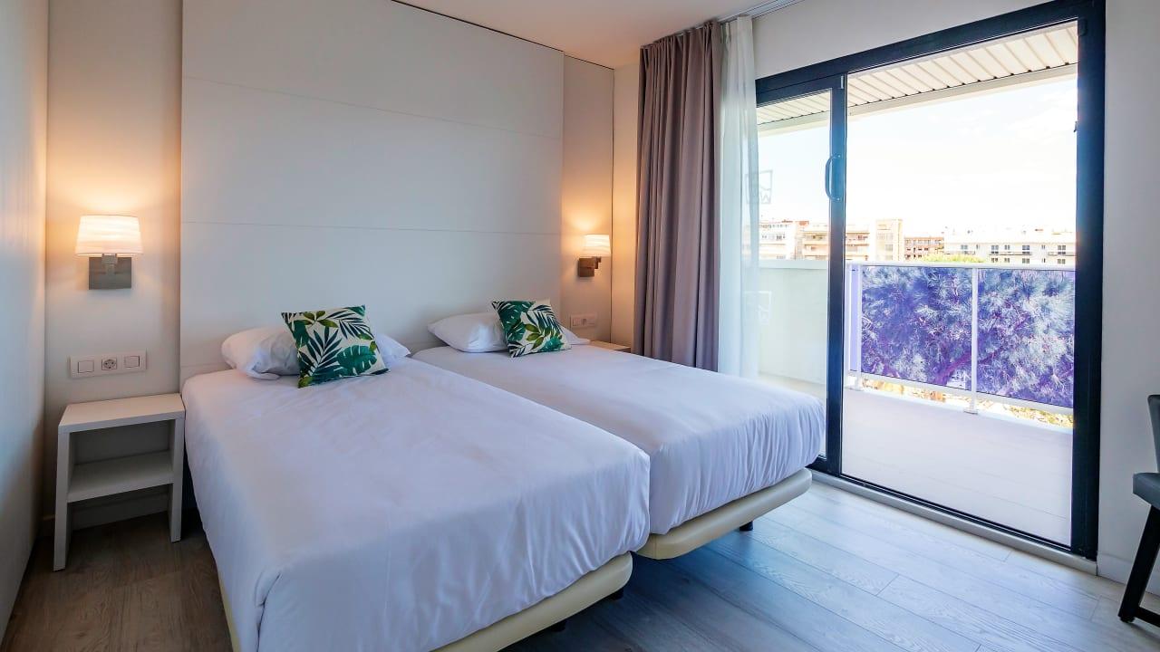 Zimmer Golden Port Salou & Spa