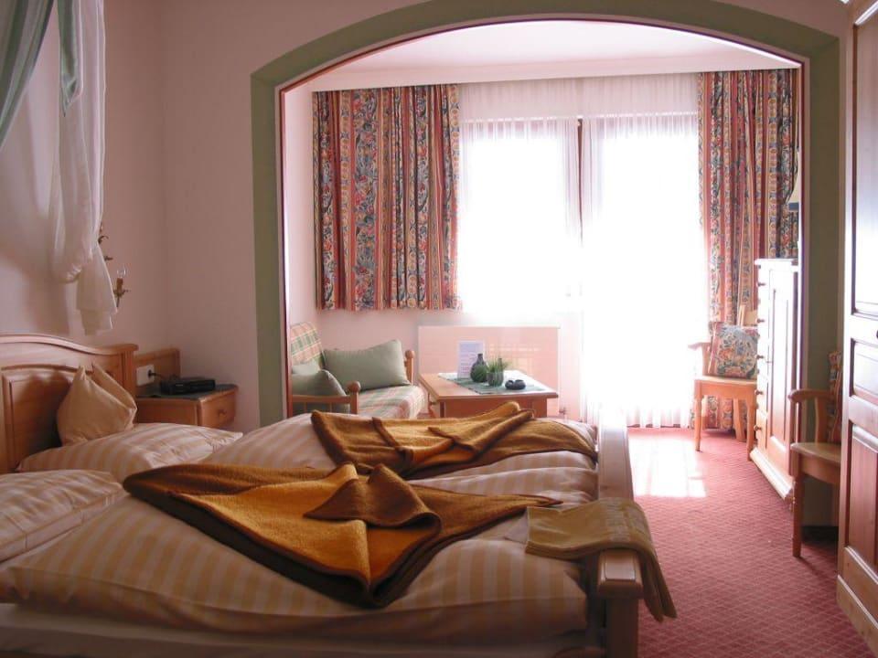 Zimmer Hotel Kärntnerhof