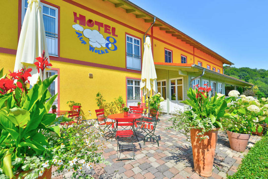 Sonnenterrasse Hotel Auf Wolke 8