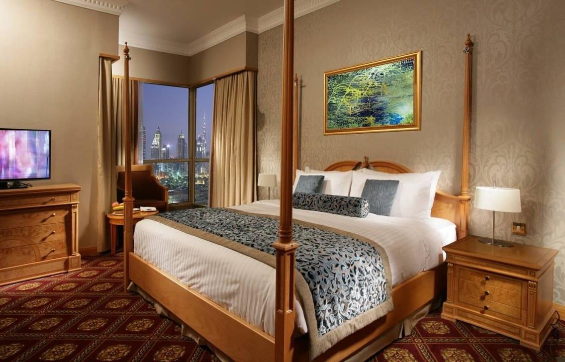 Suite Room  Plaza Hotel Chelsea