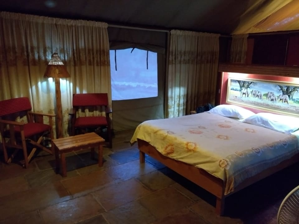 Zimmer Sentrim Amboseli Lodge
