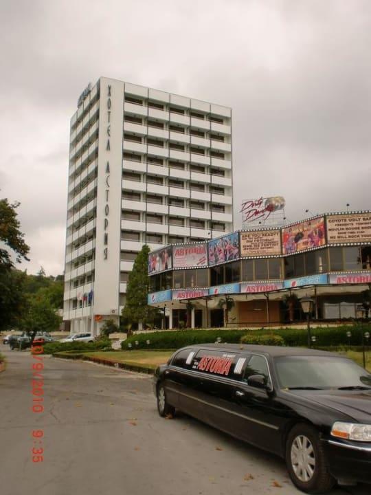 Hotel Astoria Palace Hotel Astoria Palace  (Vorgänger-Hotel – existiert nicht mehr)