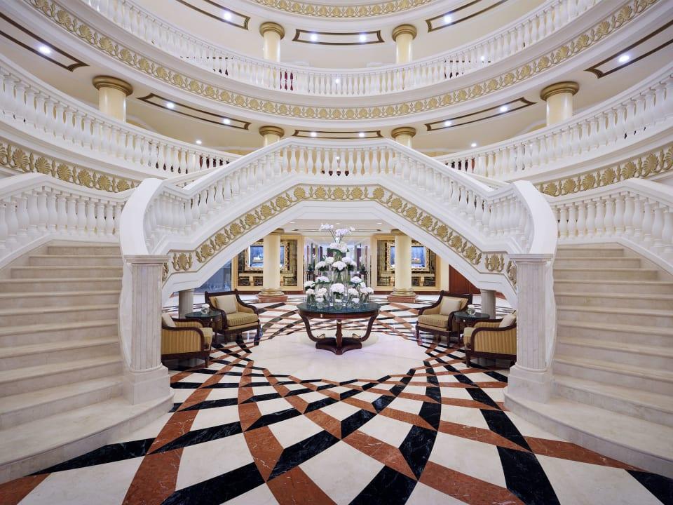 Lobby Kempinski Hotel & Residences Palm Jumeirah