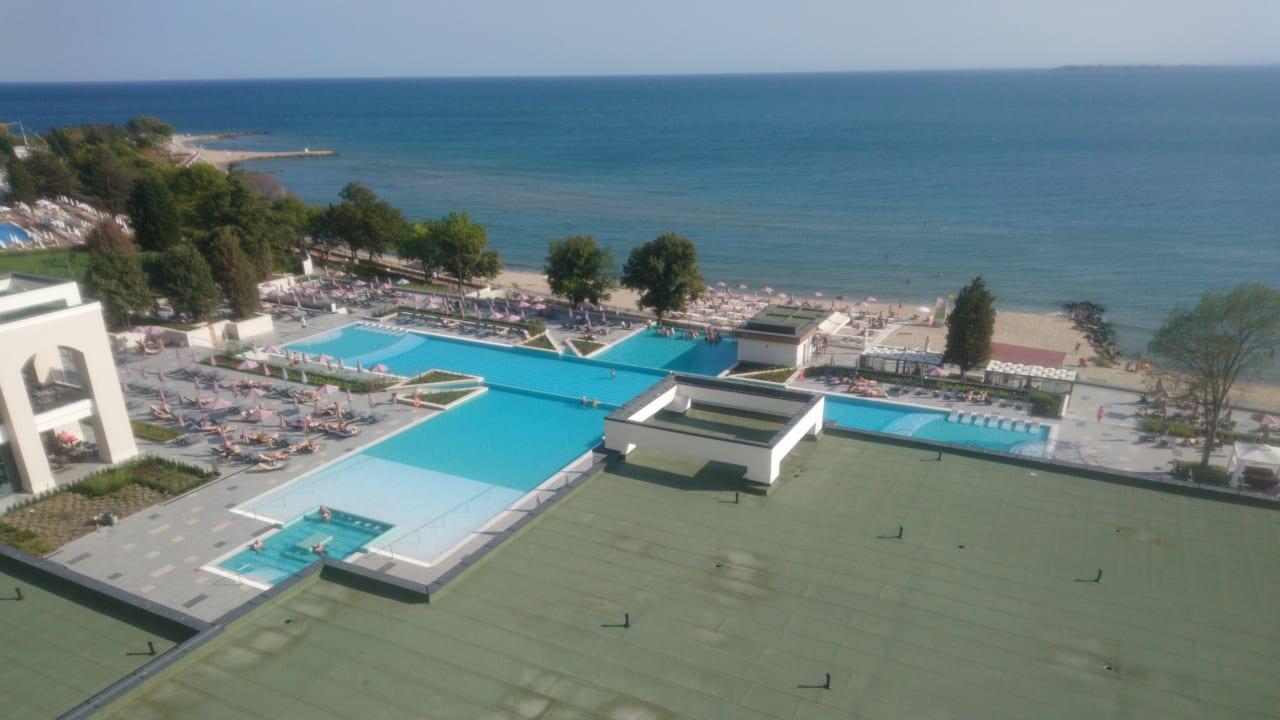 Außenansicht Hotel Riu Palace Sunny Beach - Adults only