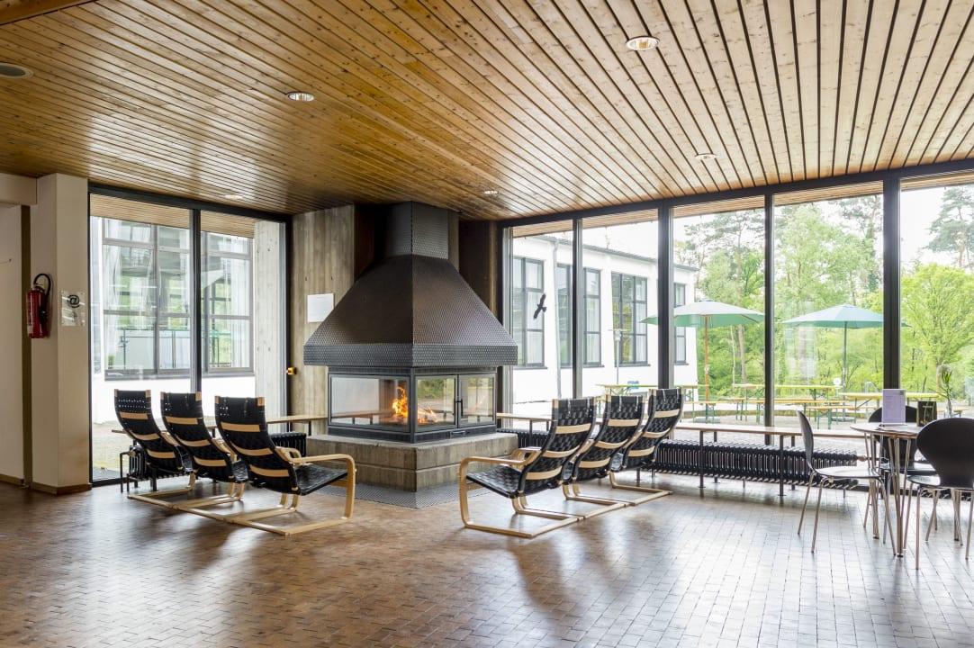 Lobby Hotel Haus Neuland