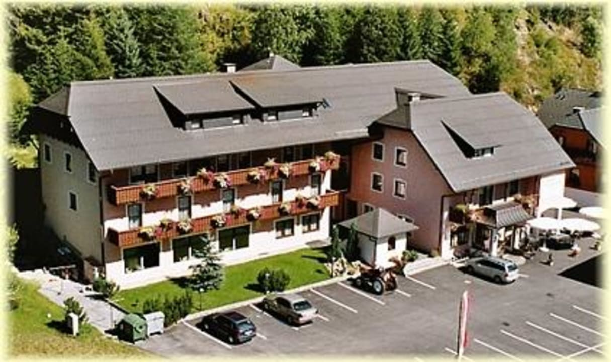 Aussenansicht Hotel Twengerhof