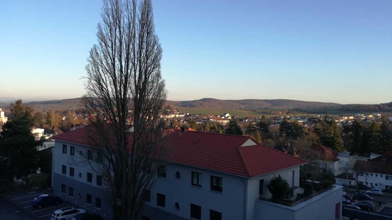 Ausblick Göbel's Hotel Quellenhof