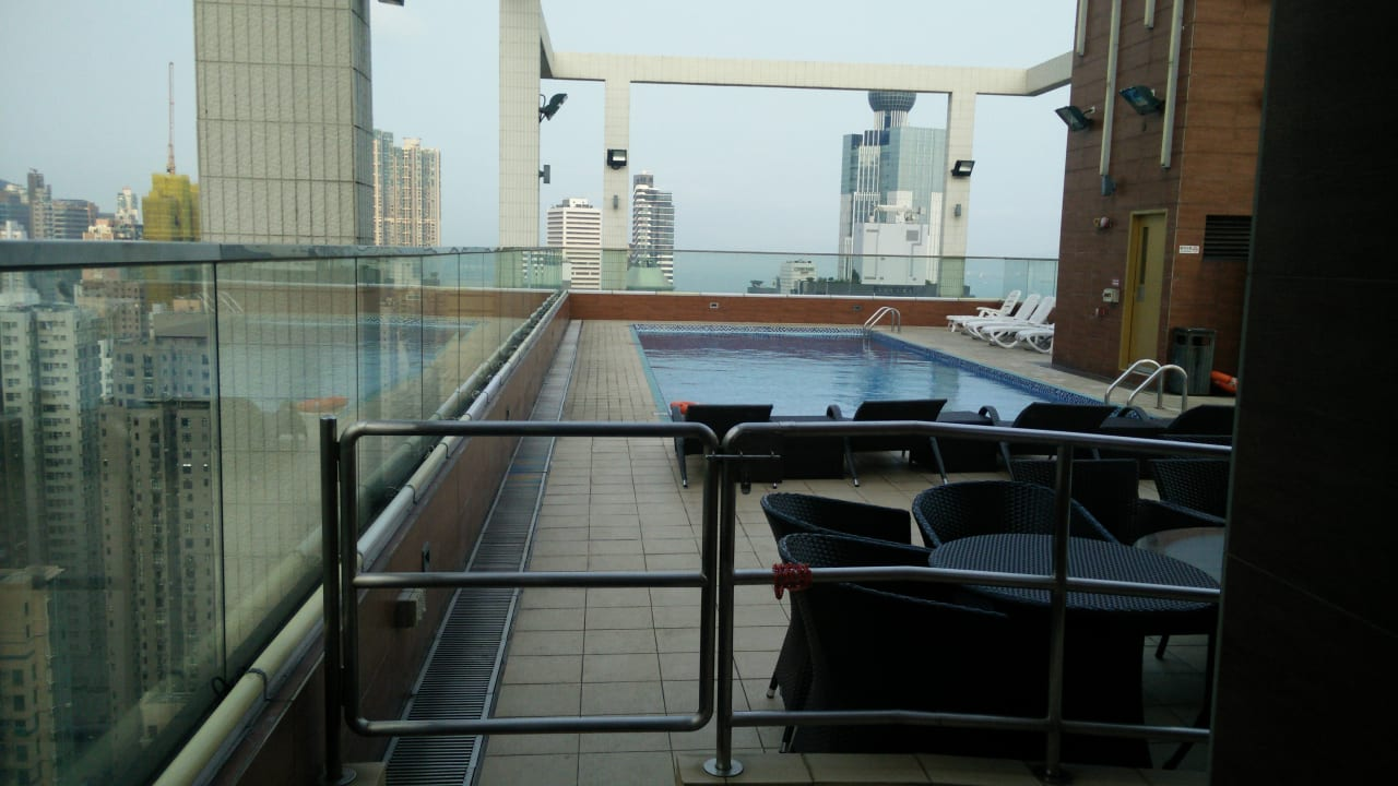 Pool Ramada Hong Kong Harbour View