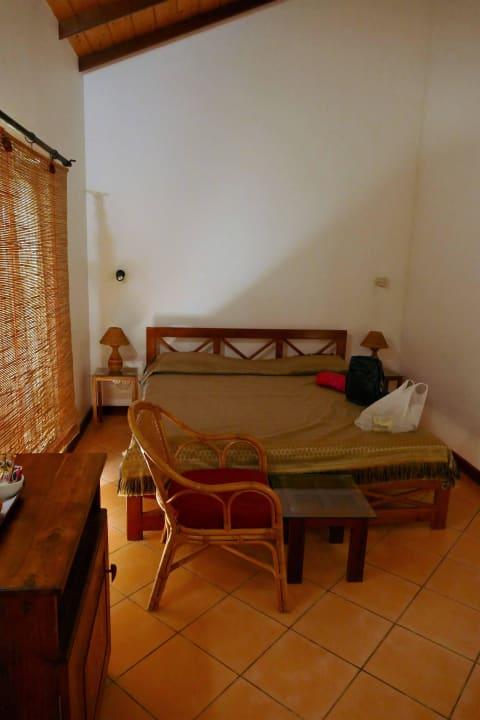 Doppelbett Hibiscus Garden Hotel