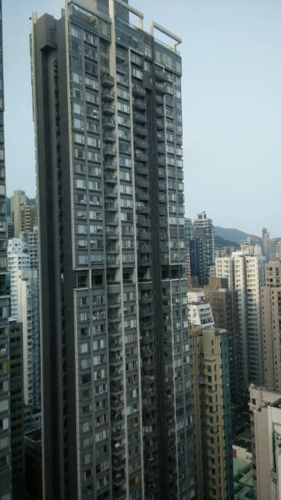Ausblick Ramada Hong Kong Harbour View