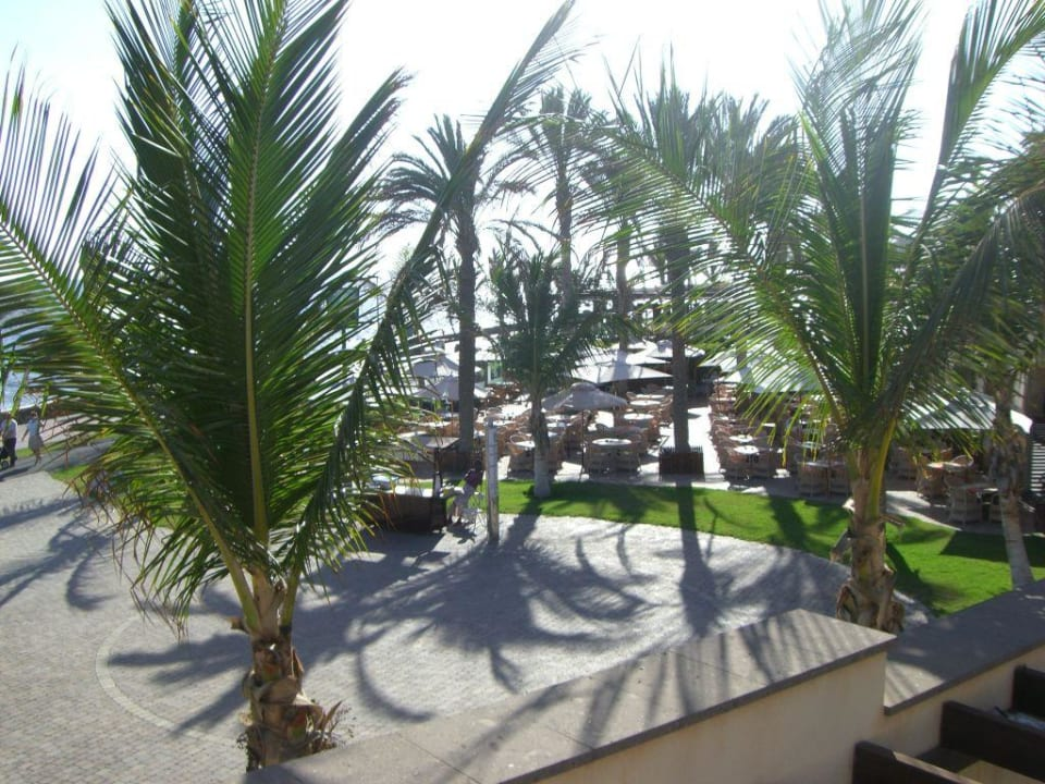 Blick auf die Promenade Lopesan Costa Meloneras Resort, Spa & Casino