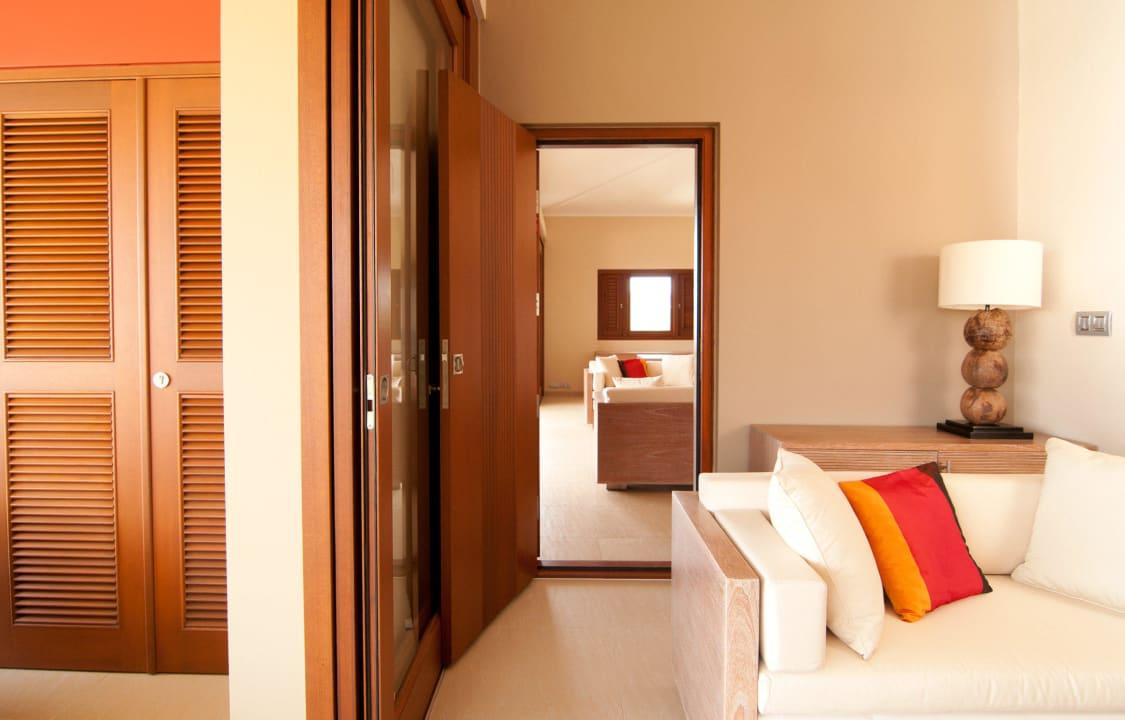 Interconnecting apartmens possible La Maya Beach Curacao Resort