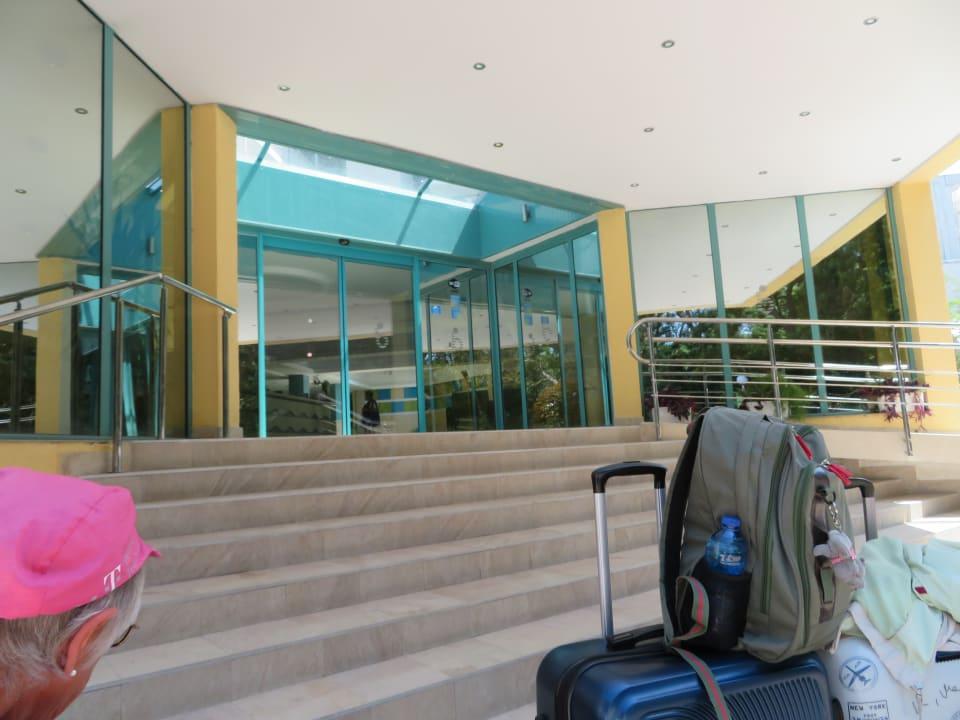 Außenansicht Hotel Borjana