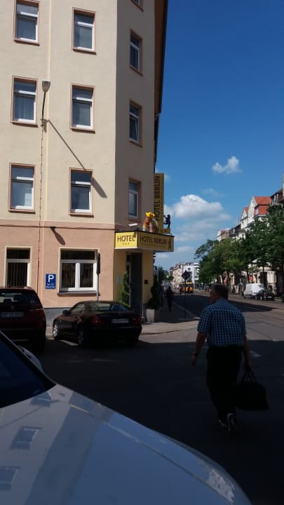 Außenansicht Hotel Berlin