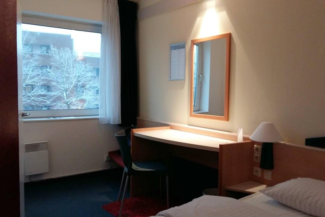 Doppelzimmer Egon Hotel Hamburg City