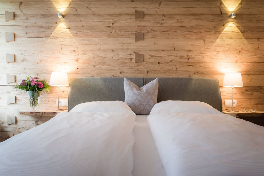 Doppelzimmer Komfort Hotel Garni Chiemsee Pension Seebruck