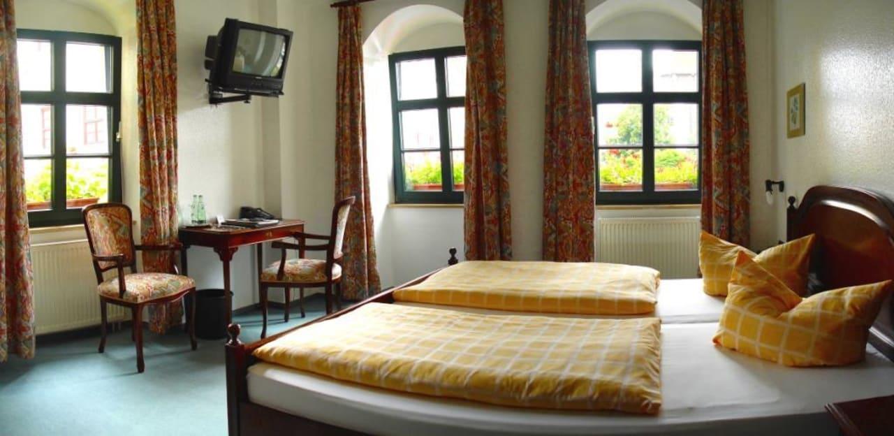 Doppelzimmer Hotel Stadt Aachen