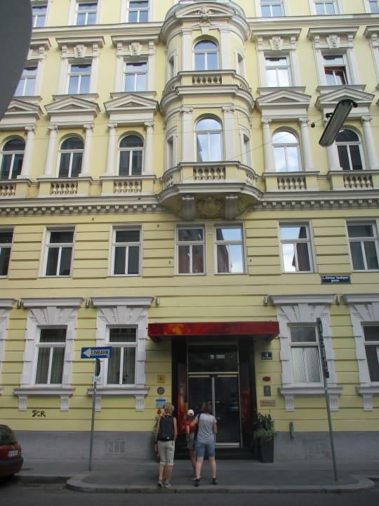 Außenansicht Hotel Der Wilhelmshof