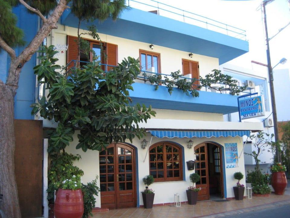 Hotel Minos Hotel Minos