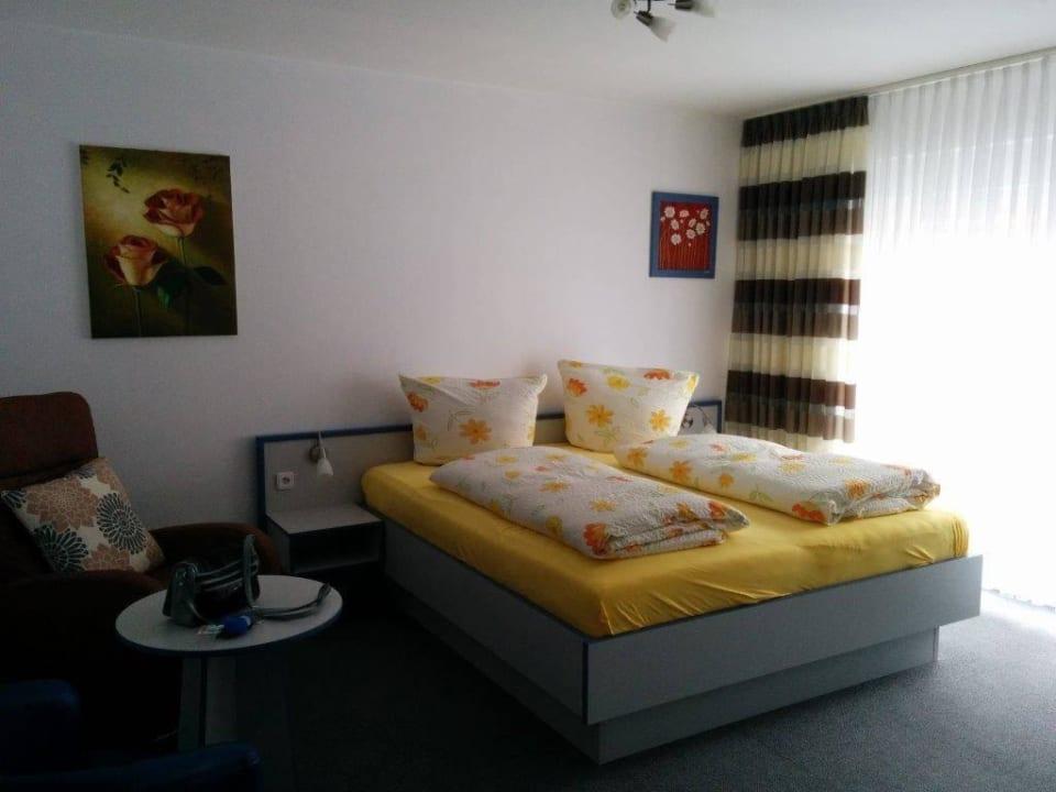 Hotelzimmer Hotel am Deich