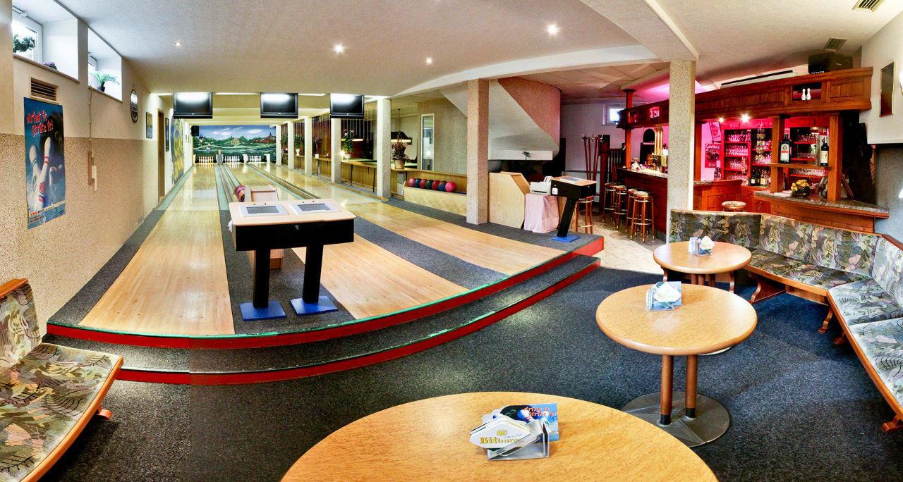Bowlingbahn Hotel Zur Panke