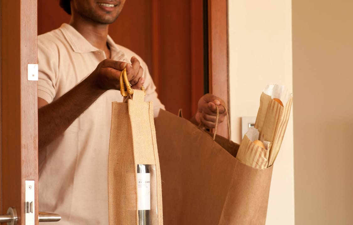 Grocery packages available upon request La Maya Beach Curacao Resort