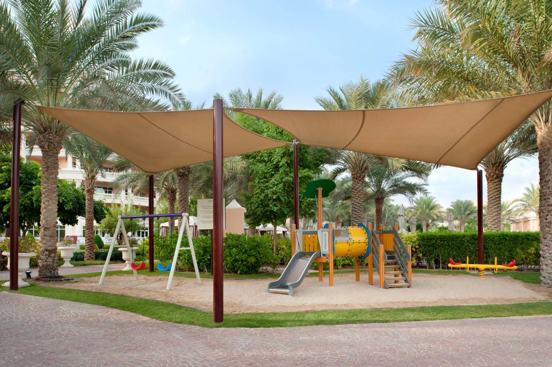 Kids' playground Kempinski Hotel & Residences Palm Jumeirah