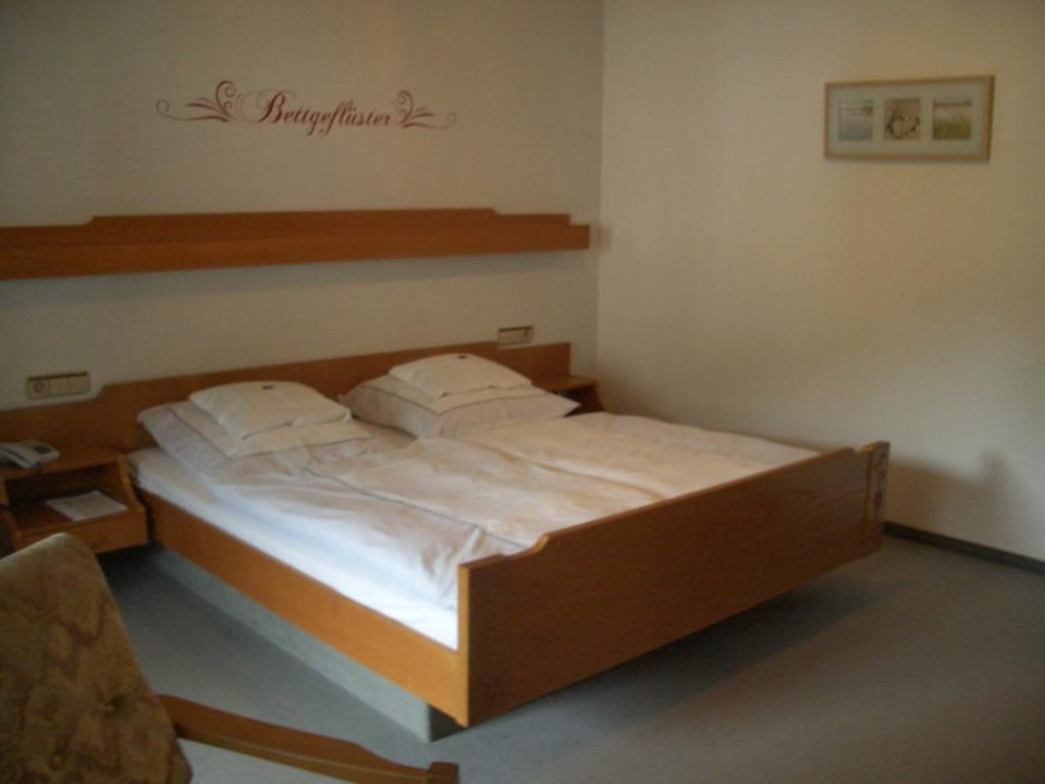 Doppelzimmer Hotel Döttelbacher Mühle