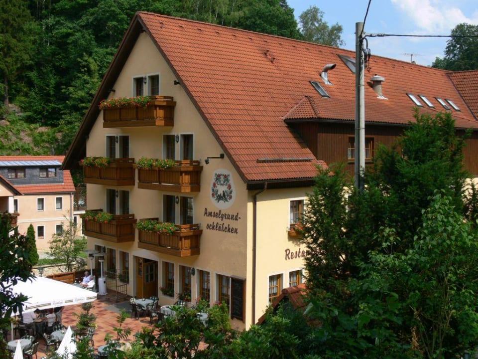 Hotel Amselgrundschlösschen Hotel Amselgrundschlößchen