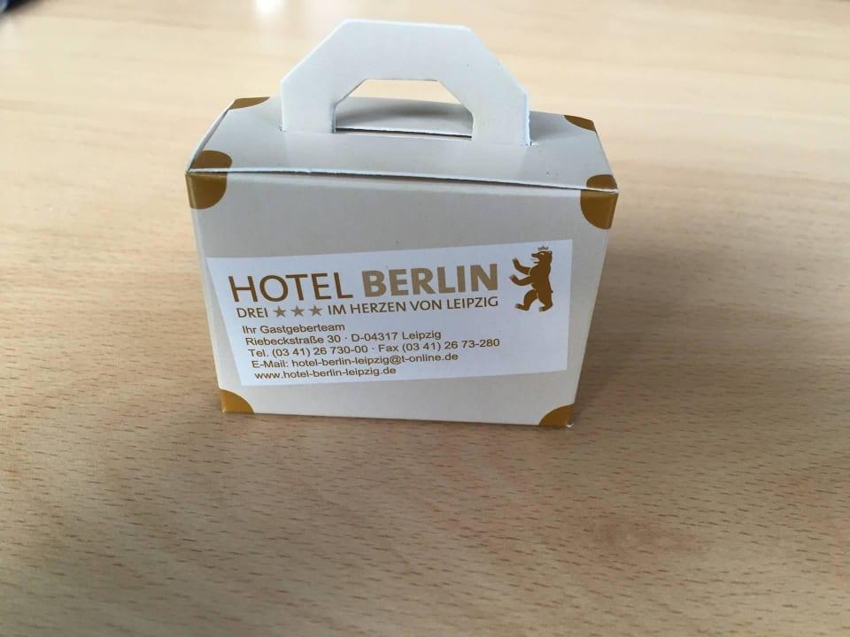 Abschiedsgeschenk Hotel Berlin