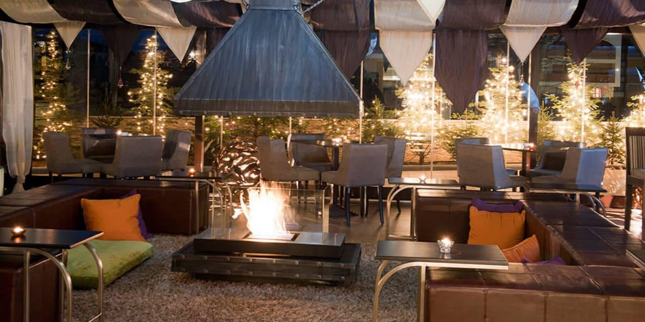 Nectar Bar in Premier Hotel Premier Luxury Mountain Resort