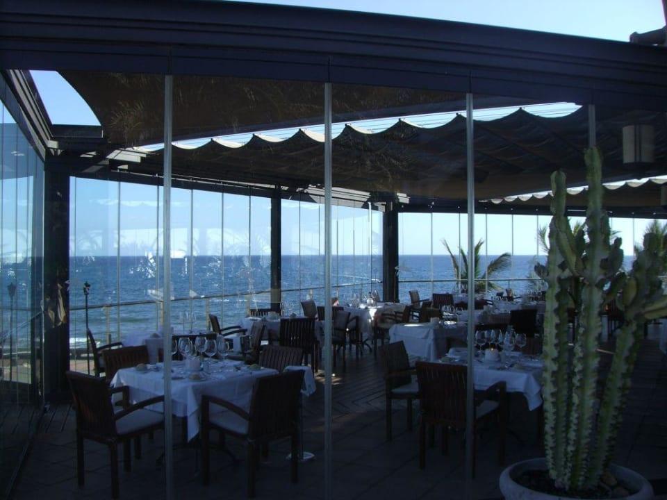 Blick ins Gourmet-Restaurant Vistamar Lopesan Costa Meloneras Resort, Spa & Casino