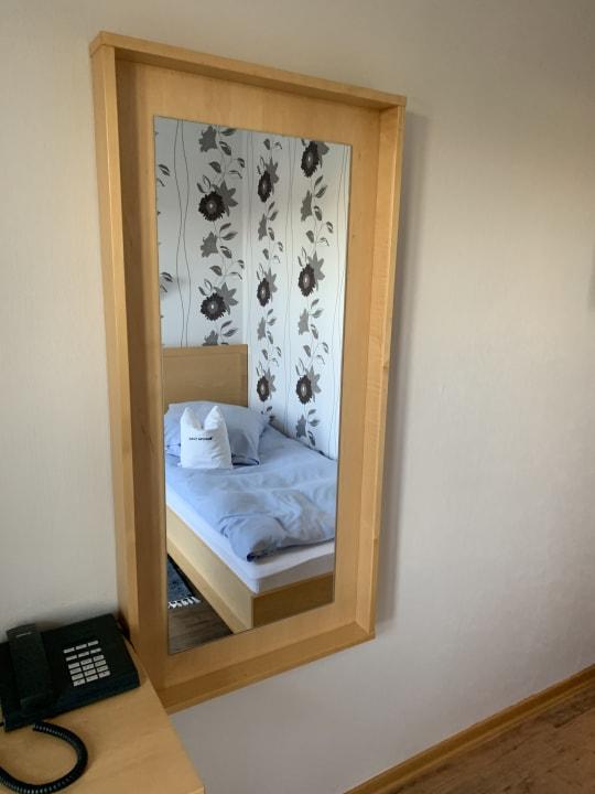 Zimmer Hotel Teutonia