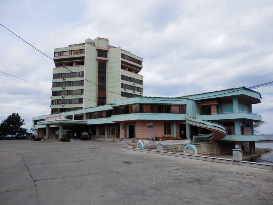 Aussenansicht Tongmyong Hotel