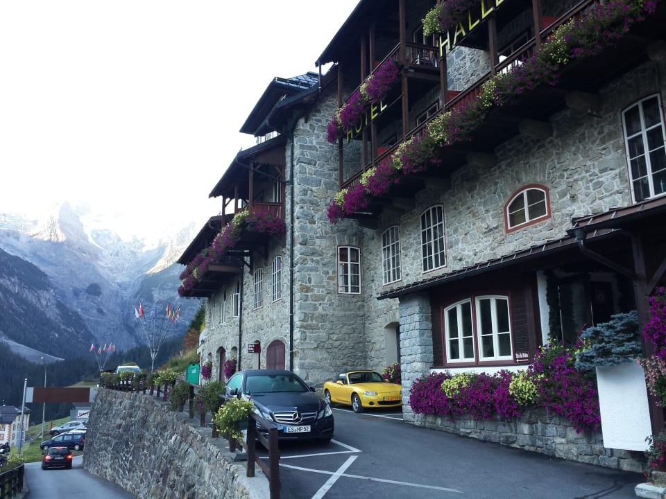 Herrliche Lage Hotel Madatsch