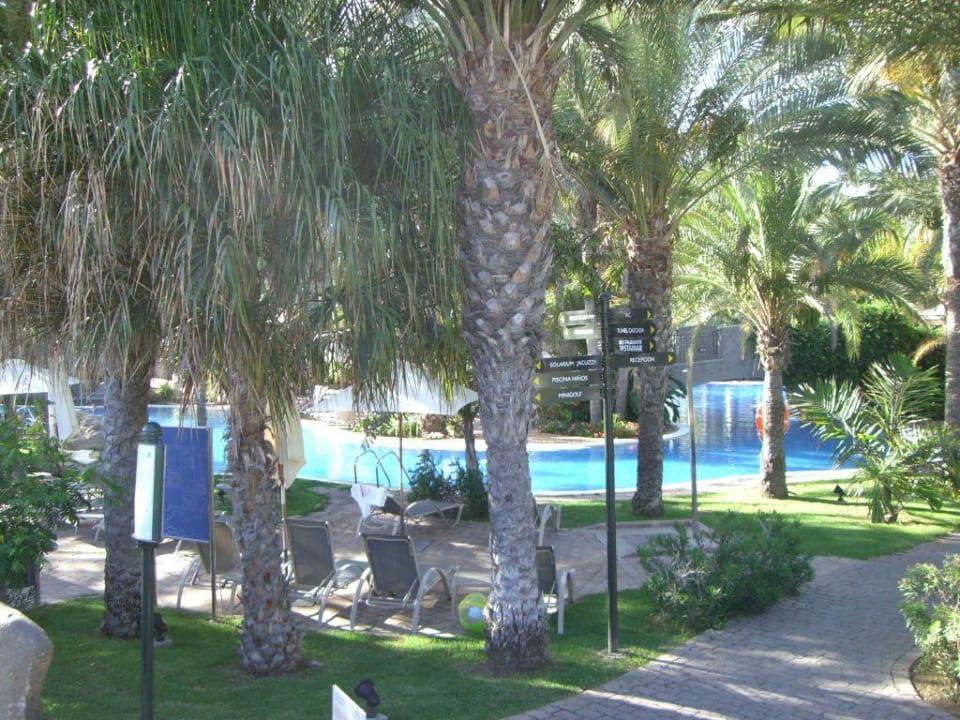 Poolanlage Lopesan Costa Meloneras Resort, Spa & Casino