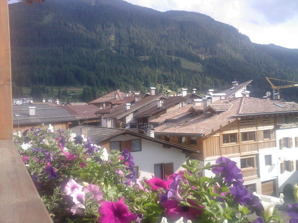 Vista di Moena Hotel Rancolin