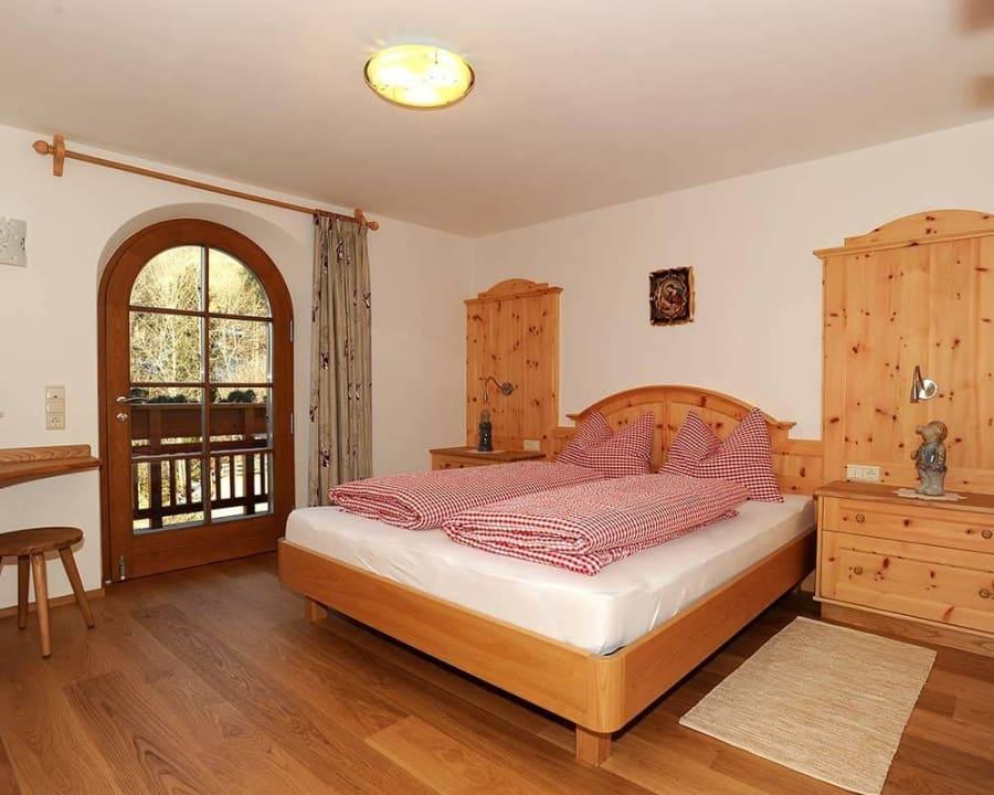 Zimmer in unseren Ferienwohnungen Gostnerhof