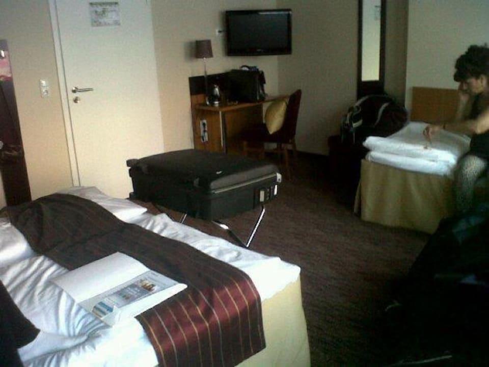 Familienzimmer Comfort Hotel tom Kyle