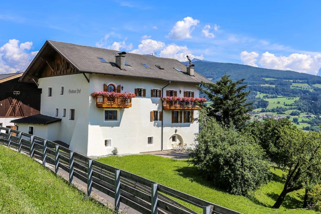 Gostnerhof - Urlaub auf dem Bauernhof  Gostnerhof
